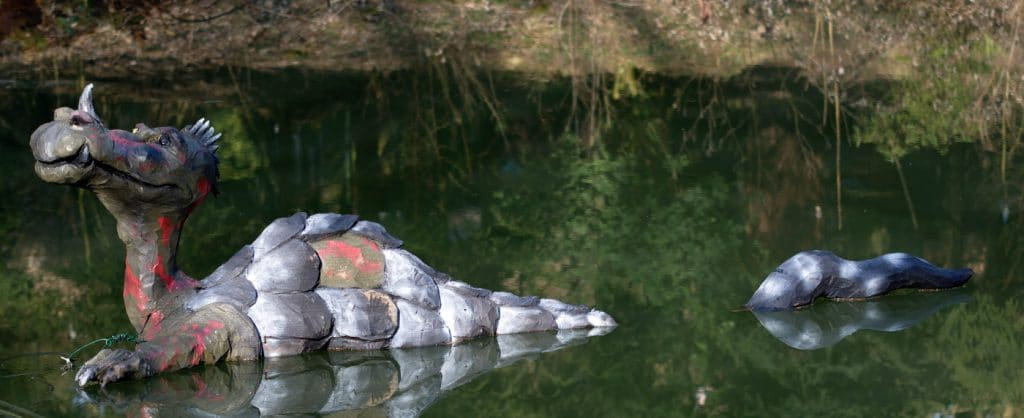 Wolfgang Herbst: 3D-Tiere für Bogensport, Dekoration, Werbung - tier.art
