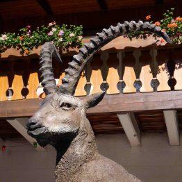 tier.art Wolfgang Herbst tier-art-3d – 3D Tiere - Ziele für den Bogensport, als Werbefigur oder Dekoration