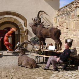 tier.art Wolfgang Herbst – 3D Tiere – Ziele für den Bogensport, als Werbefigur oder Dekoration